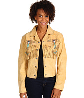 Scully - Ladies Beaded Fringe Jacket