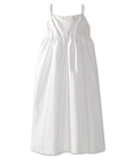 Us Angels Silky Taffeta Empire Dress (Toddler)