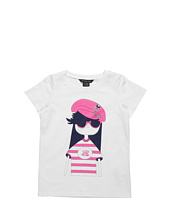 Little Marc Jacobs - Lemon C Tee (Big Kids)