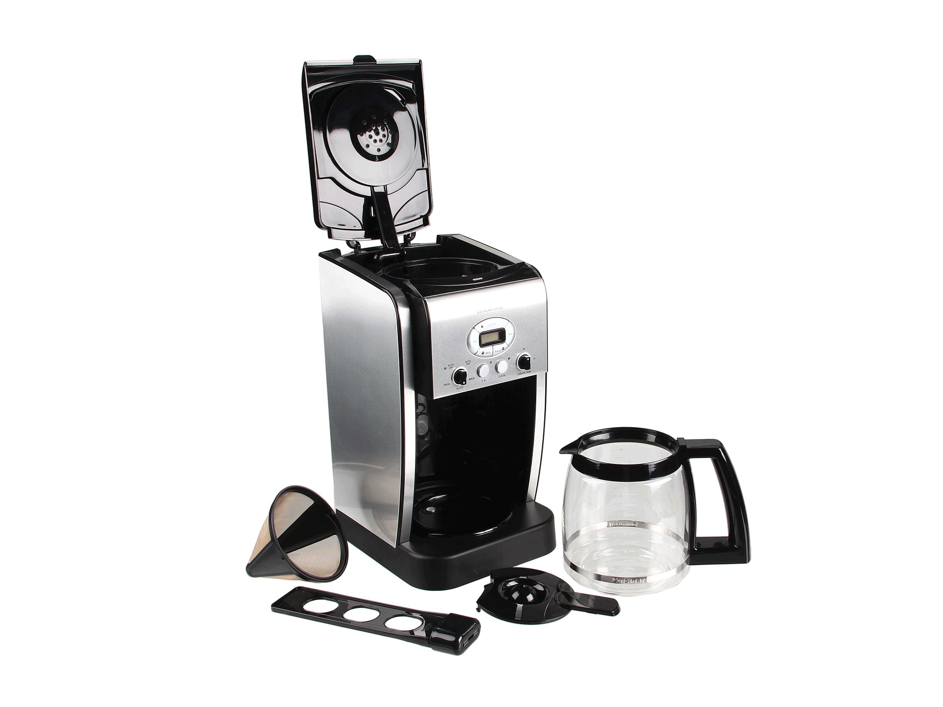 Cuisinart Coffee Maker Dcc 2650 : Cuisinart Dcc 2650 Extreme Brew 12 Cup Programmable Coffee Maker Shipped Free at Zappos