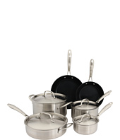Cuisinart - GreenGourmet™ Tri-Ply Stainless 10-Piece Set