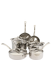 Cuisinart - French Classic Tri-Ply Stainless 10-Piece Set