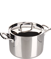 Cuisinart - French Classic Tri-Ply Stainless 6 Qt. Stockpot with Cover