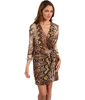 Just Cavalli - Python Wrap Dress