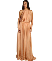 Just Cavalli - Silk Chiffon Pleated Gown