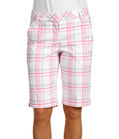 PUMA Golf - Golf Plaid Tech Shorts