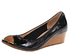 Cole Haan - Air Tali OT Wedge 40 (Black Patent)