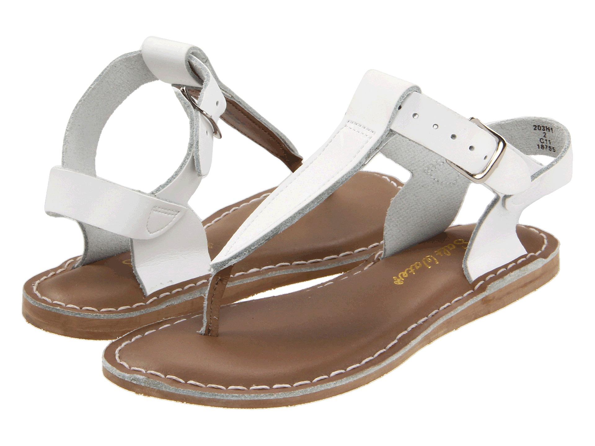 salt water sandal by hoy shoes sun san t thongs toddler little kid free. Black Bedroom Furniture Sets. Home Design Ideas