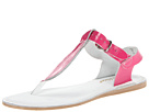 Salt Water Sandal by Hoy Shoes - Sun-San - T-Thongs (Youth/Adult) (Shiny Fuchsia) - Footwear