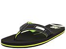 New Balance - Heritage Thong (Black/Green) - Footwear
