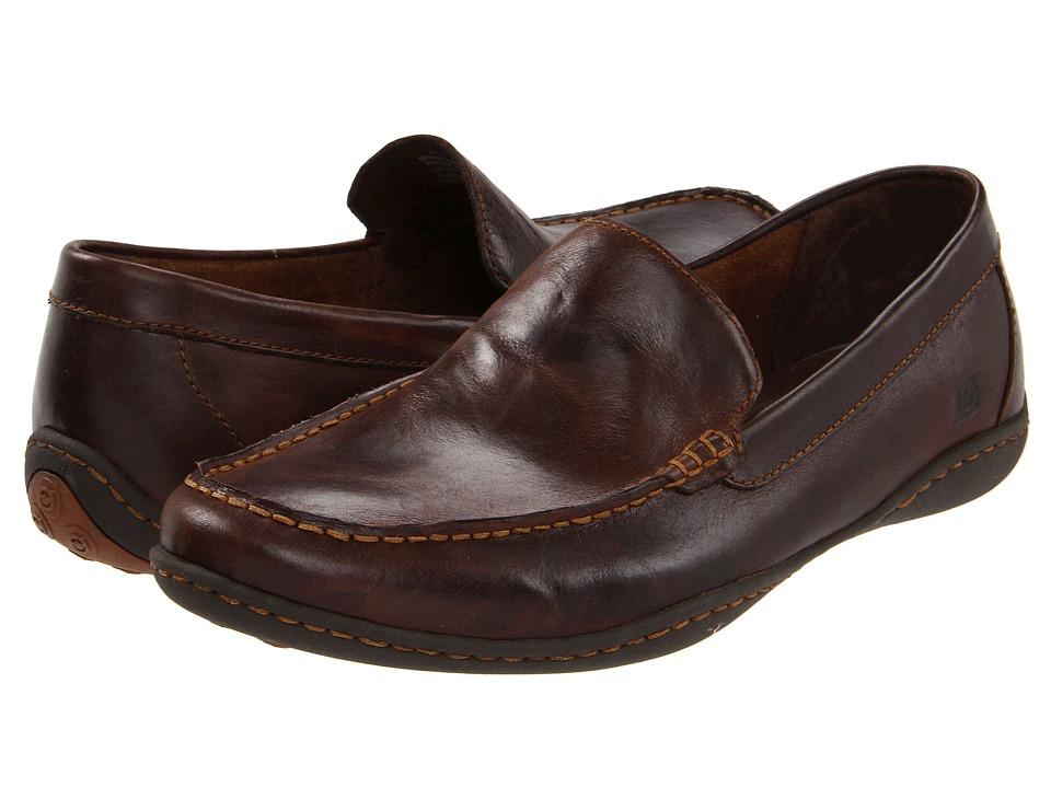 Born Harmon (Canoe/Brown) Men