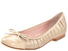 Taryn Rose - Bambi (Champagne Metallic Kidskin) - Footwear
