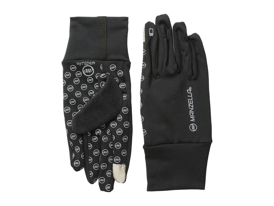 Manzella Sprint Touch Tip (Black) Ski Gloves
