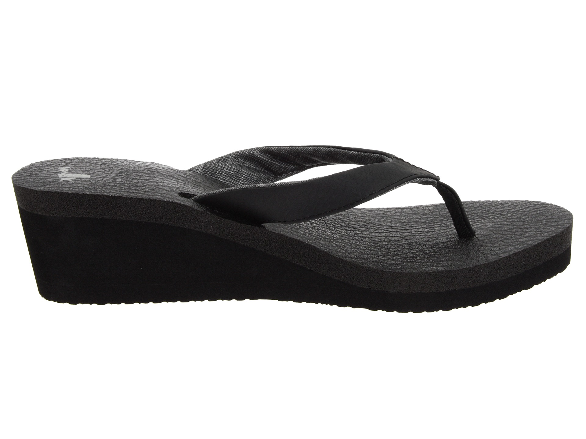 Sanuk Yoga Mat Wedge At Zappos Com