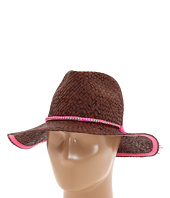 Juicy Couture - Straw Floppy Rope and Stones Hat