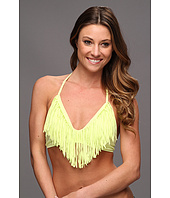 L*Space - Audrey Fringe Halter Top