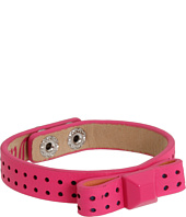 Juicy Couture - Bow Stud Leather Bracelet