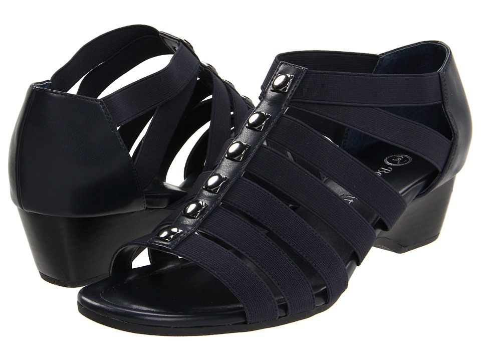 Bella-Vita Paula II (Navy) Sandals
