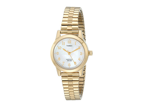 Timex Classic Gold-Tone Expansion Band Watch - Gold