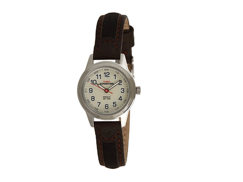 Timex Silver-Tone EXPEDITION® Metal Field