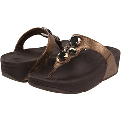 buy FitFlop - Lunetta (Pale Bronze) - Footwear  Online Shoe Shop