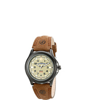 Timex - Metal Field EXPEDITION® Brown Leather Strap Watch