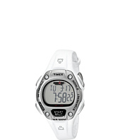 Timex - Sport Ironman White and Silver Mid Size 30 Lap Watch