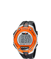 Timex - Sport Ironman Black and Orange Oversize 30 Lap Watch