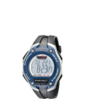 Timex - Sport Ironman Black and Blue Oversize 30 Lap Watch