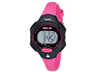 Timex Sport Ironman Pink and Black Mid Size 10 Lap Watch