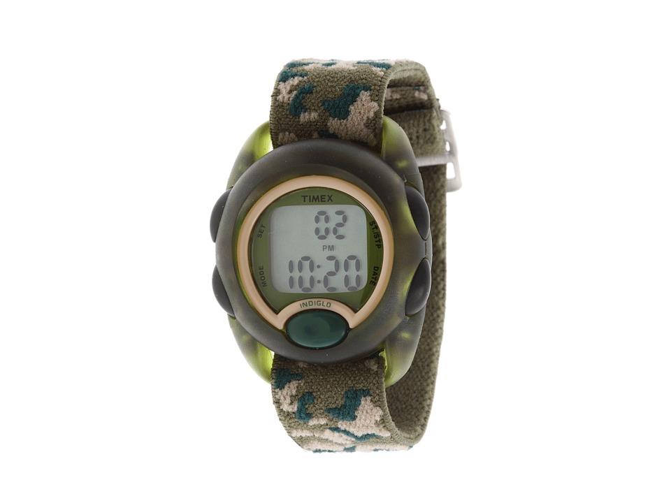 Timex - Children's Camouflage Digital Stretch Band Watch