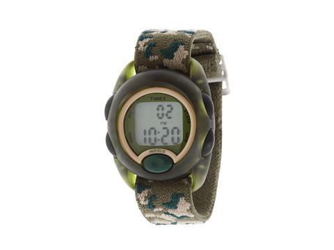 Timex Children's Camouflage Digital Stretch Band Watch
