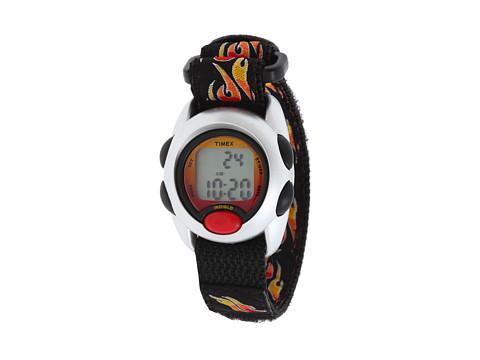 Timex Children's Digital Fast Wrap Flames Watch