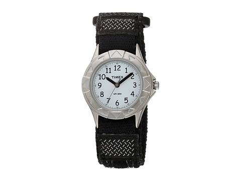 Timex Children's My First Outdoor Black Fast Wrap Watch