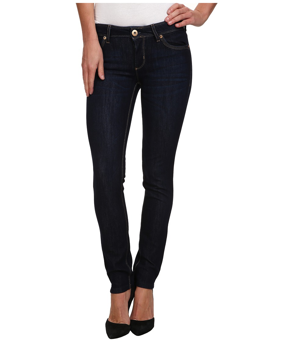 DL1961 Angel Ankle Skinny in Mariner (Mariner) Women