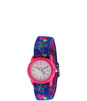 Timex - Children's Hearts and Butterflies Stretch Band Watch