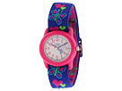 Timex Children's Hearts and Butterflies Stretch Band Watch