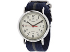 Weekender Blue and Gray Slip Through Strap Watch