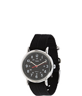 Timex - Weekender Black Slip Through Strap Watch