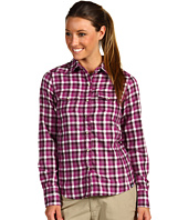 The North Face - Women's L/S Violet Flannel