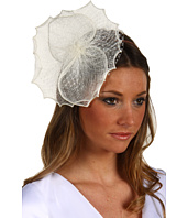 Jane Tran - Sinamay Web Headband with Net