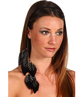 Jane Tran - Feather Dangle Headband