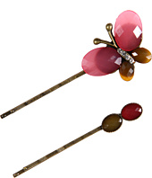Jane Tran - Bobby Pin Butterfly Set