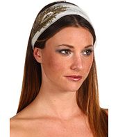 Jane Tran - Bead Emblem Burst Headband