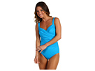 Miraclesuit - Sanibel Swimsuit (Turquoise) - Apparel