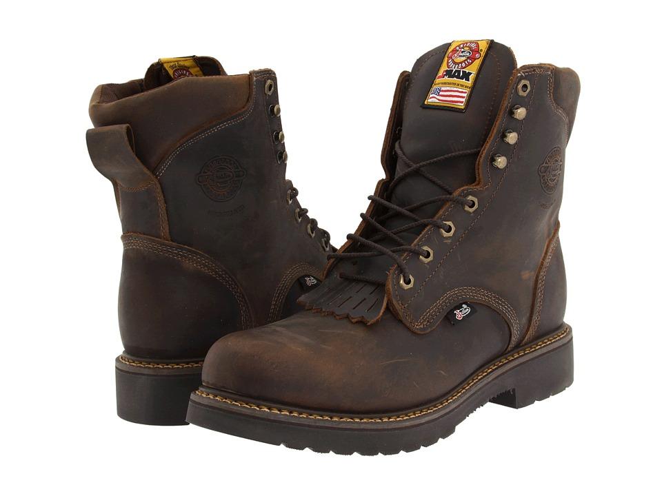 Justin - Balusters 8 (Rugged Bay) Cowboy Boots