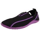 Speedo - Women's Zipwalker (Black/Purple) - Footwear