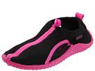 Speedo - Kids Shorecruiser (Toddler/Youth) (Black/Hot Pink) - Footwear