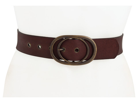 Fossil Vintage Oval Buckle