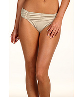 DKNY - Shirred Solids Banded Bottom